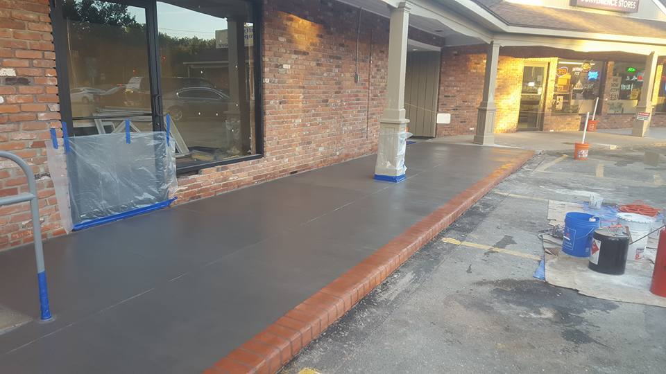 Concrete Overlay Danek Flooring Inc Concrete Flooring Western Ma